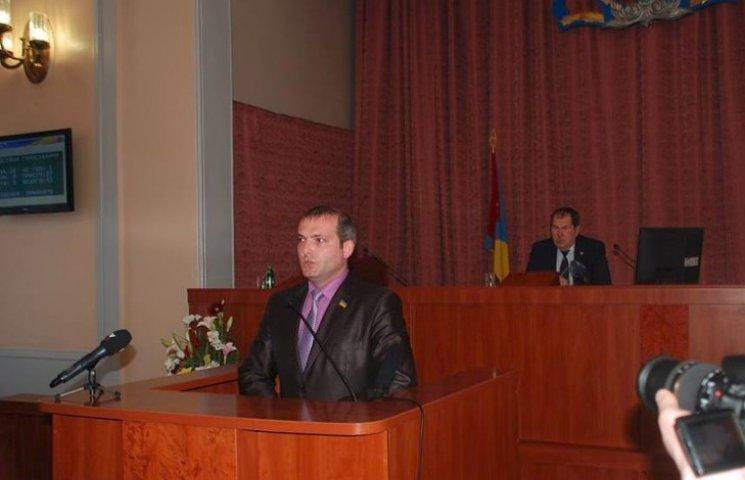 """Новим секретарем Кіровоградської міськради став """"радикал"""" Бойко"""