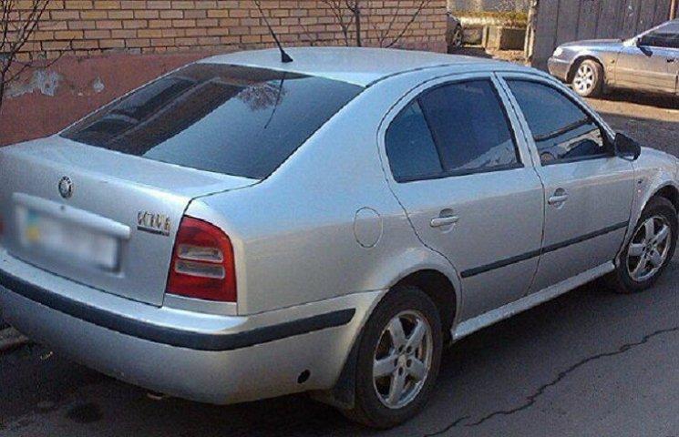 """""""Донецького"""" затримали на автівці, яку другий рік шукають запорізькі поліцейські"""