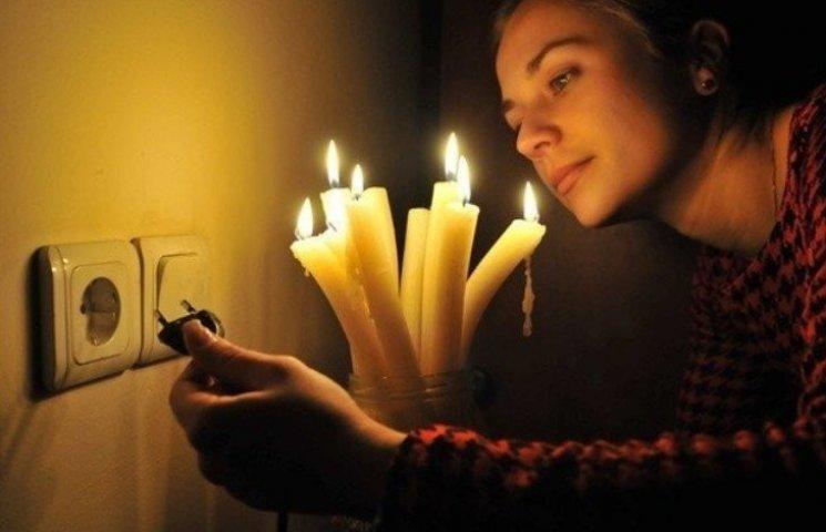 Завтра частина Миколаєва залишиться без світла