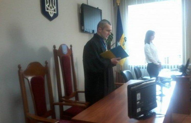 Хмельницький сепаратист, якого судили сьогодні, виявився колишнім СБУшником