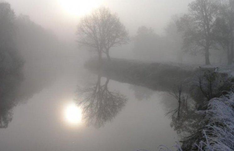 Запоріжжя занурилося в густий туман