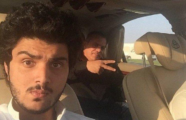 Плейбой із Саудівської Аравії привіз до Лондона чотири золотих авто