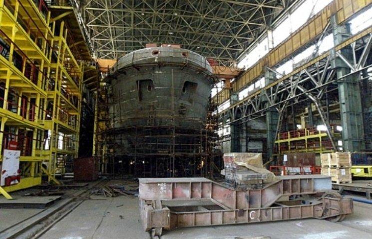"""На миколаївському заводі 61 комунара заявили, що """"Укроборонпром"""" передав їм будівництво корвета"""