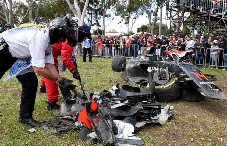 Зіркового Алонсо не допустили до Гран-прі Бахрейну Формули-1