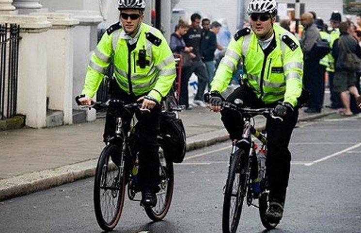 Вінницьку поліцію пересадять на велосипеди