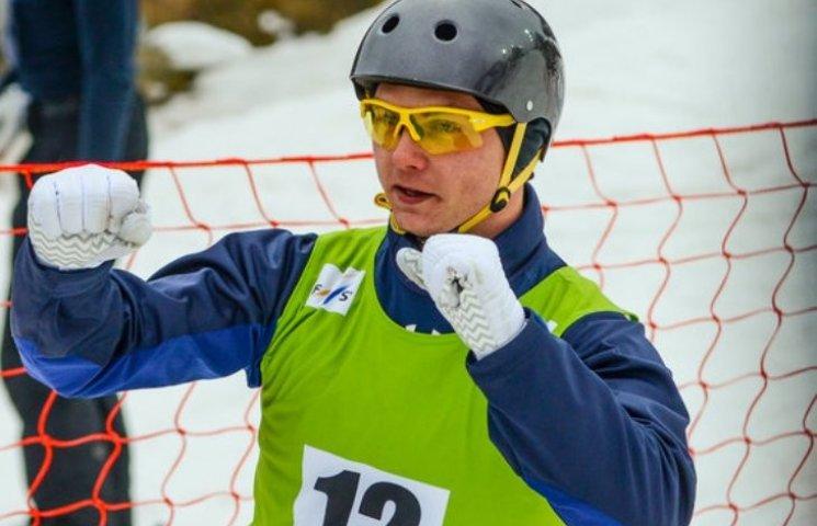 Миколаївський фрістайліст став кращим спортсменом лютого в Україні
