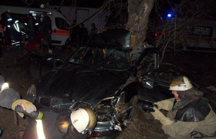 Моторошна ДТП на трасі Харків - Сімферополь. Загинули три людини