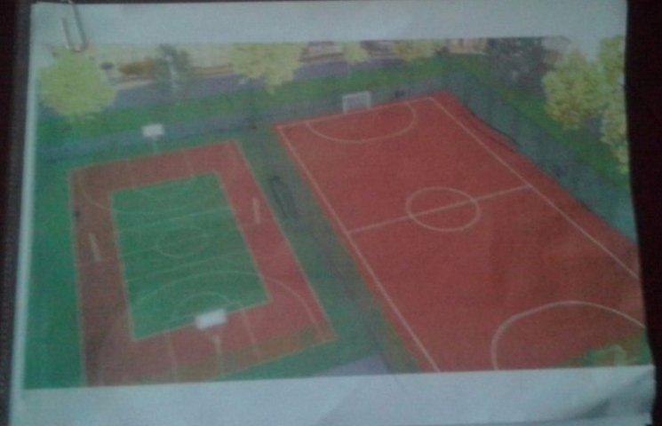 В Славуті реконструюють стадіон за мільйон гривень
