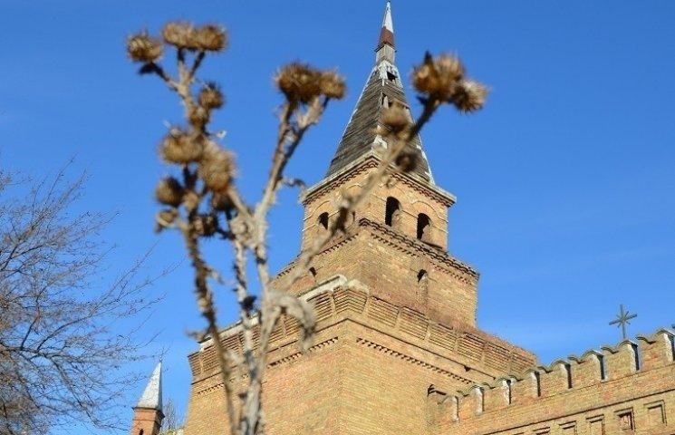 На Запоріжжі відтворять старовинний замок