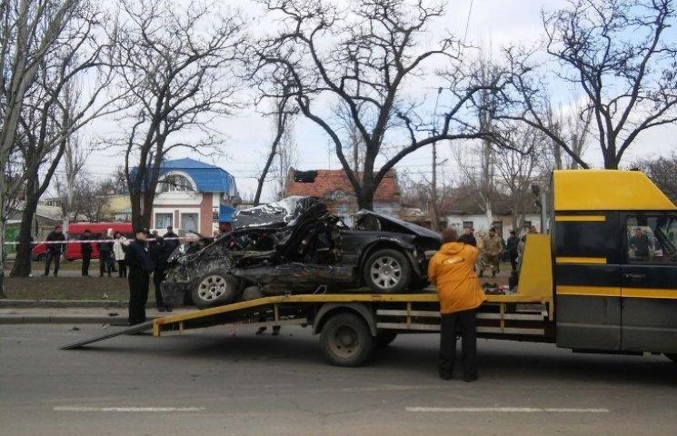 Миколаївського правоохоронця, що спричинив криваве ДТП, взяли під варту