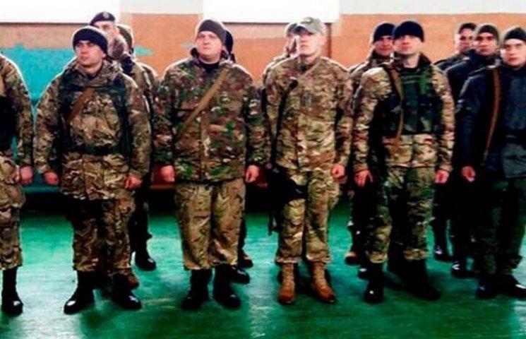 """Батальйон """"Вінниця"""" відправився в зону АТО"""