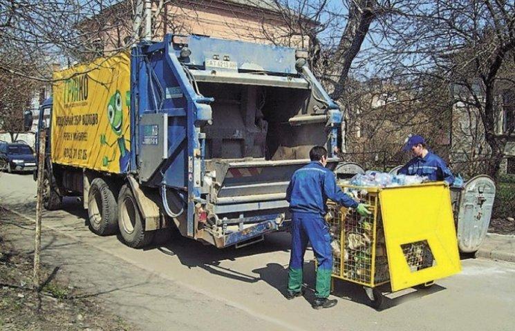 Італійці вивчатимуть вінницьке сміття