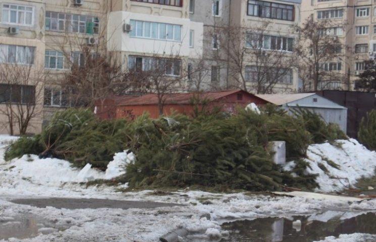 У День космонавтики у Миколаєві збираються зробити прорив у вивозі сміття