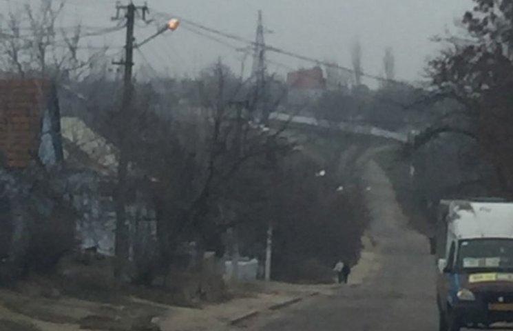 """Відмивання грошей по-миколаївськи: у Матвіївці зранку """"палять"""" світло"""