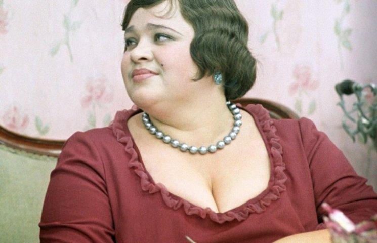 У Москві померла відома актриса Наталя Крачковська