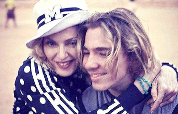 Мадонна на суді з приводу сина вимагала заарештувати екс-чоловіка