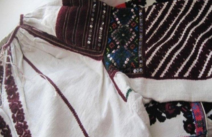 На Тернопільщині крадій продав старовинну сорочку за кілька сотень гривень