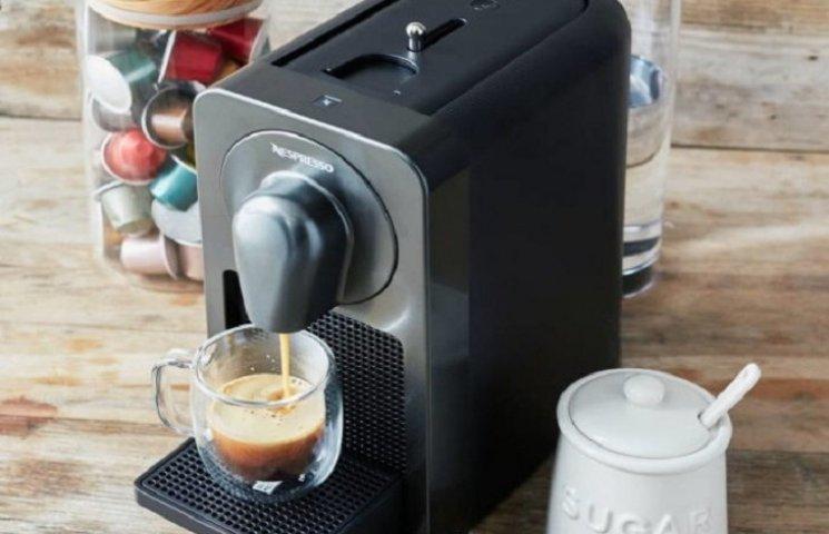 Розумна кавоварка готує каву через Bluetooth