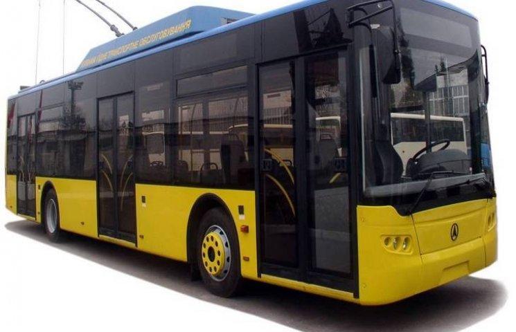 Тернопільські тролейбусники отримають 11 мільйонів на оновлення