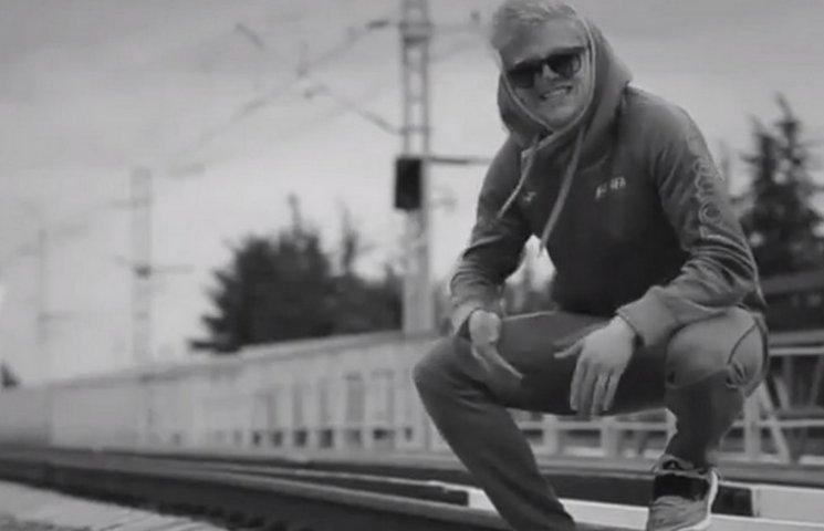 Як футболіст збірної України Зінченко читає реп на Росії
