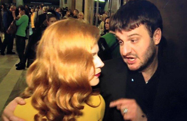 Журналістка розповіла, що син Авакова погрожував їй за зняте відео
