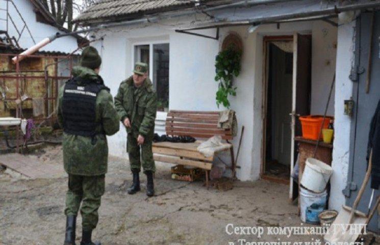 Львів`янин, який влаштував криваву стрілянину на Тернопільщині, не був учасником АТО