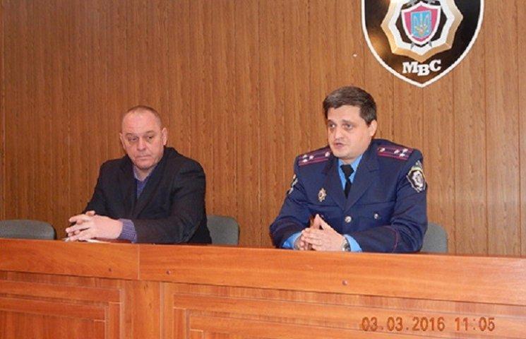 На Дніпропетровщині призначили нових керівників поліції перед самою атестацією
