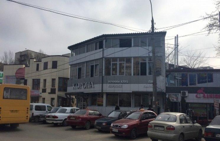 В Тернополі спалахнув щойно відкритий нічний клуб
