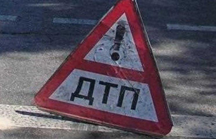 На Миколаївщині в результаті ДТП постраждало дві людини