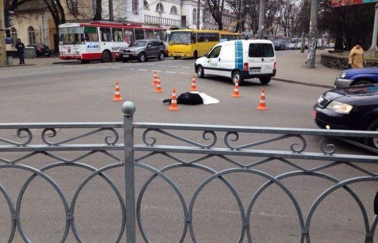 В Тернополі в ДТП загинула студентка з Польщі