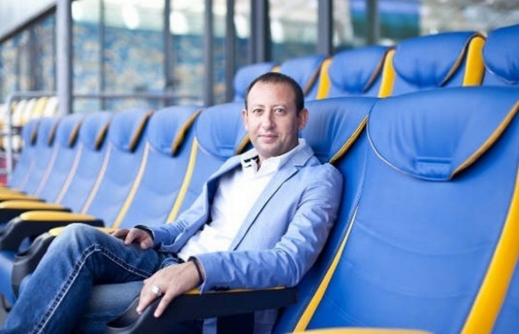 Президент УПЛ Генінсон розповів про ситуацію з боргами в українських клубах