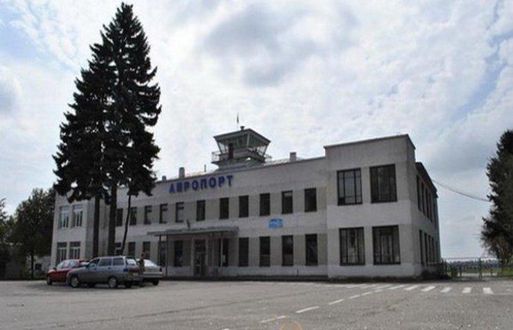 Після невдачі з президентським літаком, Тернопільский аеропорт відремонтують
