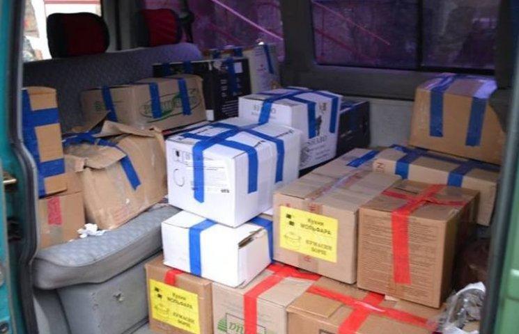 Шість тисяч вареників відправили вінничани в зону АТО
