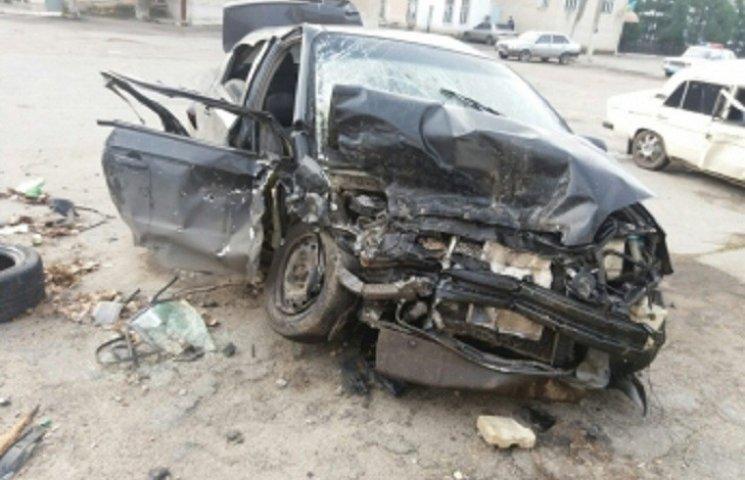 Моторошне ДТП на трасі Одеса - Новоазовськ. Одна людина загинула, четверо травмовані