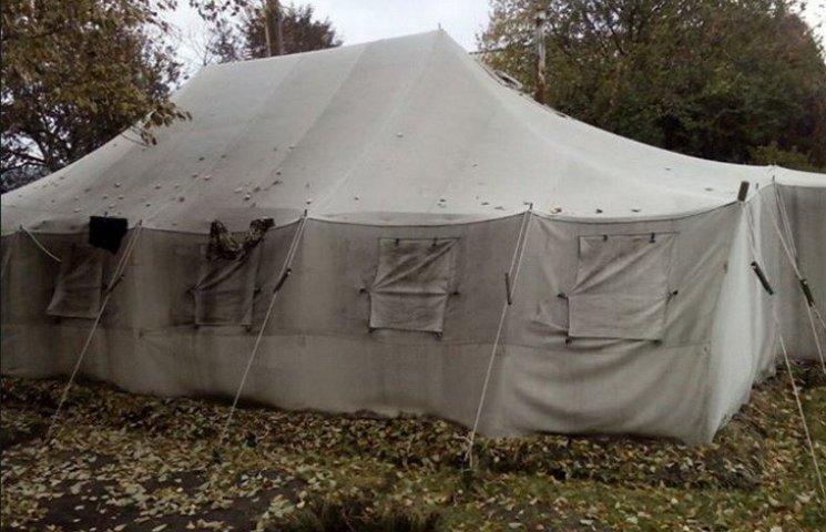 Бійці 93-ї бригади жаліються на умови проживання в тилу