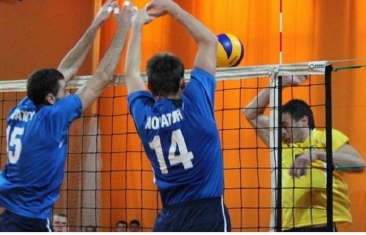 У Хмельницькому стартуватиме фінал Чемпіонату України з волейболу