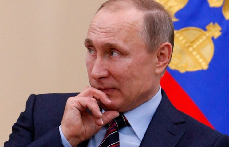 Путін пнеться показати, що не злякався С…