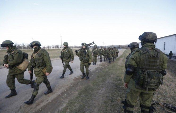 Хроніки окупації Криму: кримчанам рвуть паспорти, а Гоблін залякує фізичним знищенням