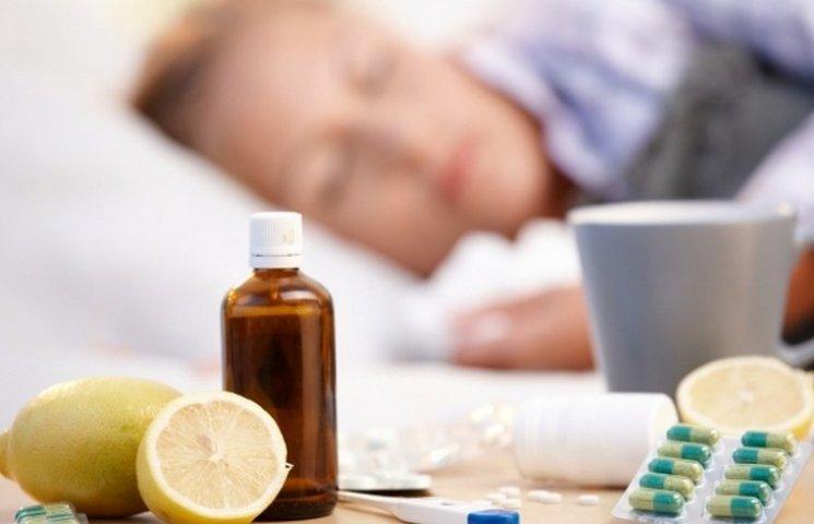 На Вінниччині продовжує зменшуватись кількість хворих на грип