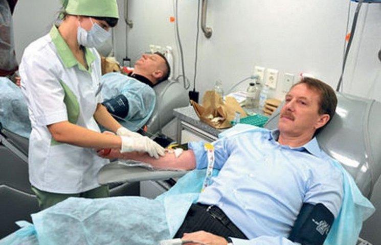 Санепідслужба перевірить кров вінничан на гепатит С
