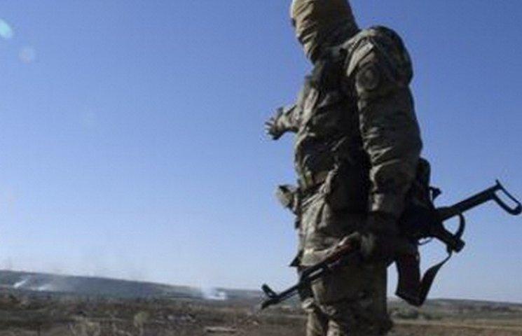 """В АТО бійці """"Кривбасу"""" затримали контуженого бойовика з Якутії"""