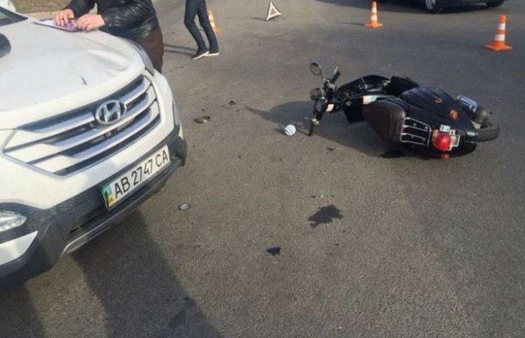 У Вінниці лікарка збила людину і покинула на дорозі