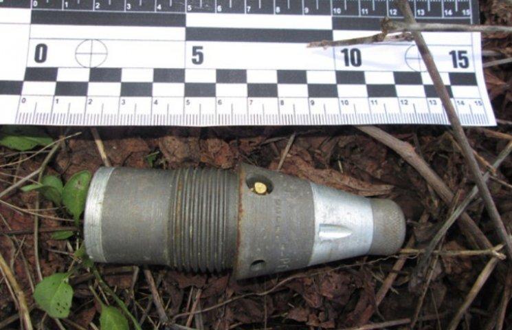 У Миколаєві знайшли пристрій для підривання артснарядів