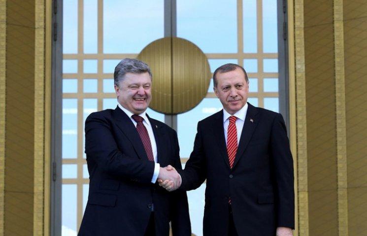 Лишит ли Украину Турция зависимости от ЕС