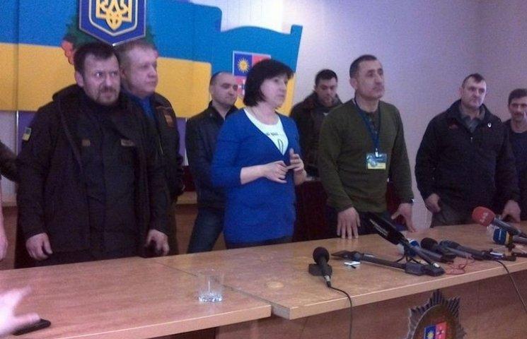 Автомайдани у Вінниці оголосили безстрокову акцію протесту