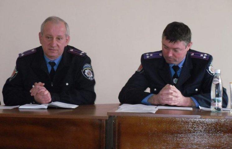 Ізяславщина вже має нового очільника поліції