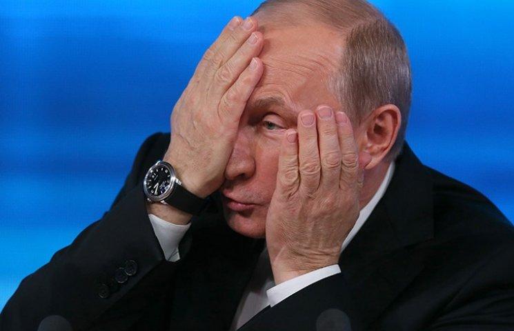 Путин настолько испугался Савченко, что притворился Порошенко