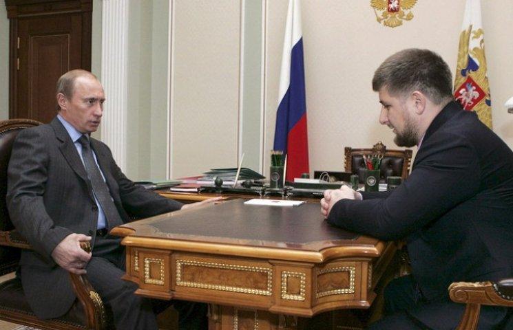 Кадиров знову відчув любов Путіна