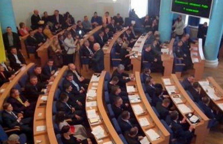 """Вінницьким депутатам-кнопкодавам """"випишуть"""" догану в газеті"""