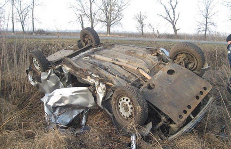 На Дніпропетровщині в ДТП загинув серійний викрадач автівок